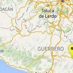 Se registra sismo de 5.1 grados en Guerrero