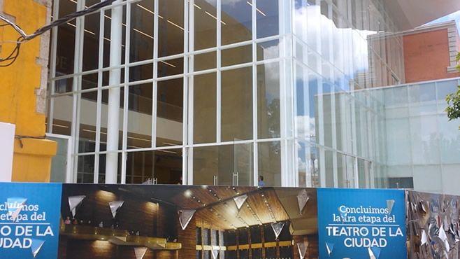 Photo of Conoce las instalaciones del Teatro de la Ciudad (Video)