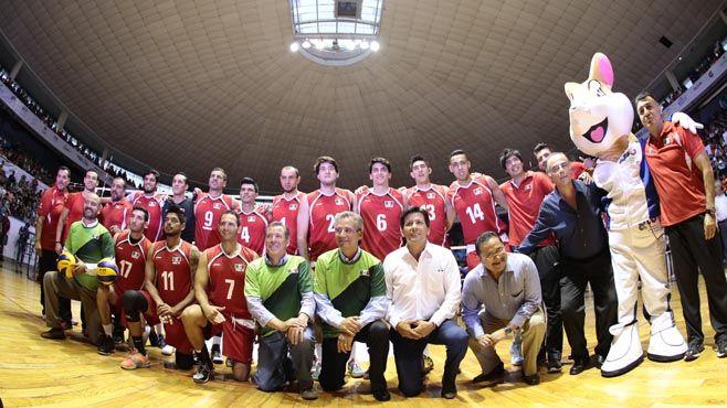 """Photo of Guanajuato sede del Campeonato Nacional de Voleibol """"Rubén Acosta 2016"""""""