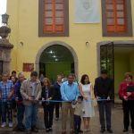 Alcalde inaugura restauración de la Parroquia San Francisco de Asís en su 2da etapa