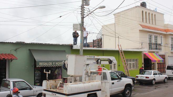 Photo of Rehabilita servicios básicos sistema eléctrico en zona centro