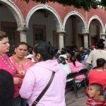 PROSPERA y Presidencia Municipal entregan apoyos a neopoblanos