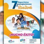Jorge, Liliana, Eva, Ignacio, Ana, Goretti y Daniel: Guanajuatenses en Río 2016
