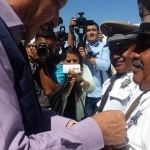 """Reconoce alcalde labor de """"Crucito"""" como tránsito de la ciudad"""