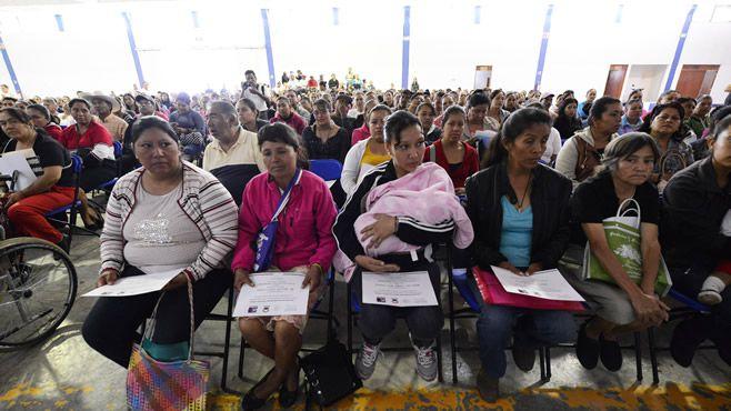 Photo of 600 familias se beneficiarán con el programa de infraestructura Cuarto Adicional