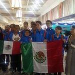 Gana medalla de bronce Jesús Omar Sistos en Tailandia
