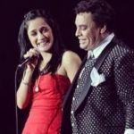 Filtran audio de Juan Gabriel cantando éxito de Julieta Venegas