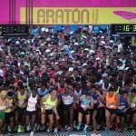 Habrá 25 módulos médicos en el Maratón Internacional de la Ciudad de México