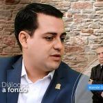 Marcelino González Da Silva, Dir, de IMJUVI (Diálogos a Fondo)