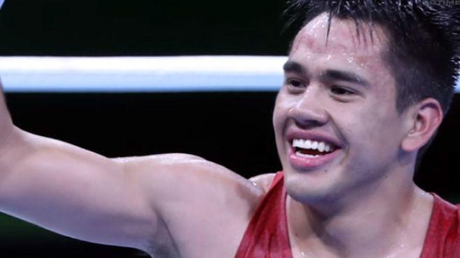 """Photo of Misael Rodríguez, el medallista mexicano peleó con uniforme """"fiado"""""""