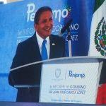 Presenta su 1er. Informe de Gobierno Juan José García López, alcalde de Pénjamo