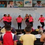 Continúa Caravana Impulso 2016 en Estación La Piedad