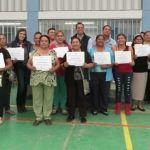 Entregan apoyos para autoempleo en Cuerámaro