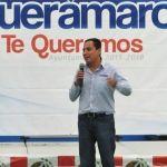 Destaca alcalde empleo y obras para Cuerámaro