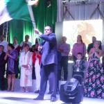 Abasolenses festejan con alegría sus Fiestas Patrias