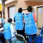 En Irapuato, oran para manifestarse en contra del aborto