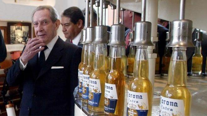 """Photo of Creador de la cerveza """"Coronita"""" fallece a los 98 años"""
