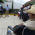 Inicia entrega de apoyos del FONDEN En Cuerámaro