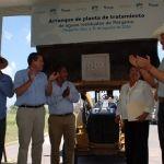 Arranca Planta de Tratamiento de Aguas Residuales en Pénjamo