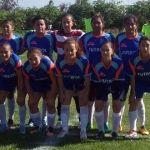 """Trinca femenil empata 1-1 contra Nayarit; deportistas juegan con uniformes """"usados"""""""