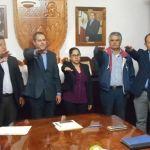 Se instaló la Comisión de Inspección y Vigilancia en materia ambiental y de ordenamiento territorial
