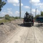 Ejército instala base en Abasolo: van contra robo del tren y delincuentes