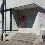 "Pese a programa anti graffiti, Centro Histórico luce ""sucio"""