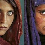 Acusan de fraude a afgana de ojos verdes de National Geografic