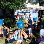 """Cuerámaro fue sede de campamento """"Actuar es Prevenir"""""""
