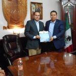 Firman convenio de colaboración Municipio e ITESA