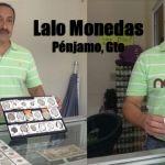 """""""Lalo Monedas"""" vive entre los billetes y las monedas de la historia"""