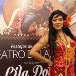 Noche histórica: Lila Downs abre el telón del Teatro de la Ciudad