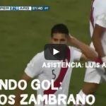 """Perú """"golea"""" 6-0 a Argentina… ¡en sus sueños!"""