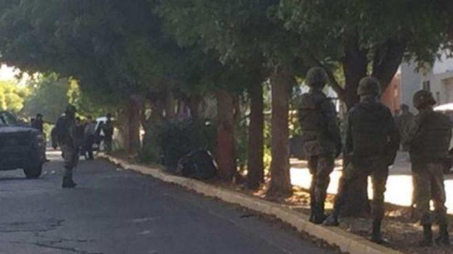 Ejército abate a presuntos líderes de sicarios del cártel de Sinaloa