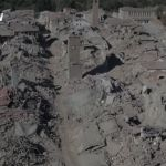 """Fue como si hubiese explotado una bomba"": temblor en Italia 6.6 escala de Richter"