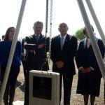 Colocan primera piedra del nuevo edificio de Ciencia y Tecnología de la UIW