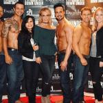 """Britney Spears se divierte con strippers en """"La Ciudad del Pecado"""""""