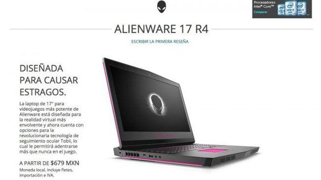 Dell causa 'estragos' en Internet: ofrece equipos a 679 pesos