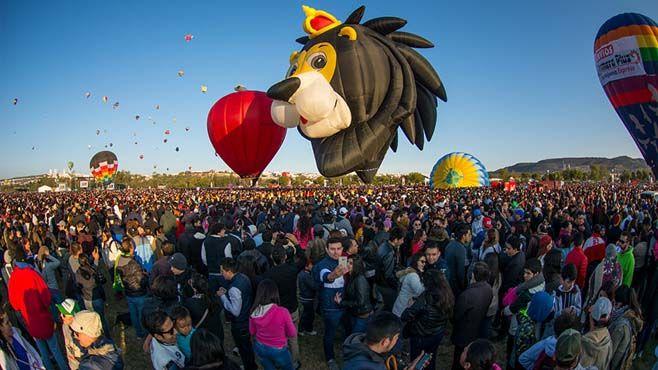 Photo of Festival Internacional del Globo pinta de colores el cielo de León, Guanajuato