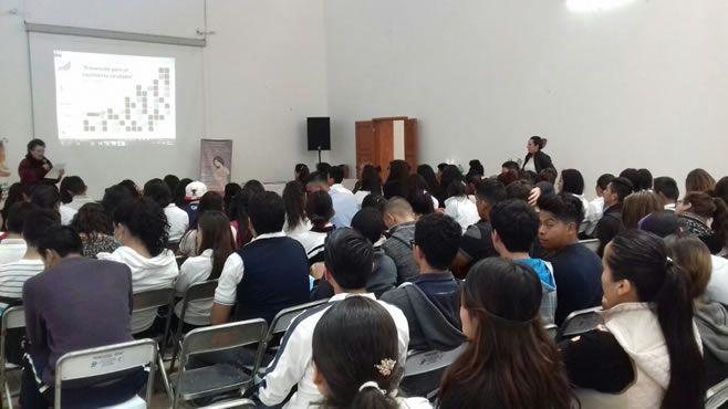 Photo of Fomentan en estudiantes cultura del cuidado a la salud