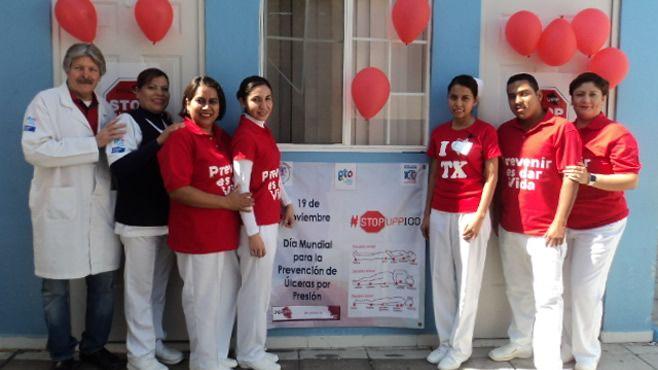 Photo of SSG promueven prevención de úlceras por presión