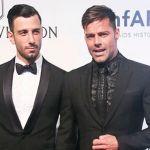 Ricky Martin se compromete con su novio