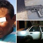 Capturan a presunto asaltante en Irapuato