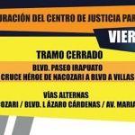 Cerrarán vialidades por visita de Peña Nieto a Irapuato este viernes; tome precauciones
