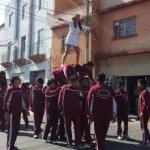 Realizan desfile conmemorativo de la Revolución Mexicana