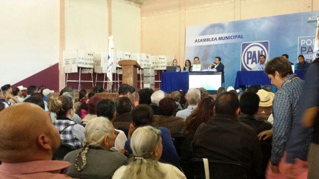Photo of En calma elecciones panistas en Pénjamo