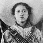"""""""La Adelita"""" tuvo su inspiración en Adela Velarde, camillera de la Cruz Roja"""