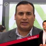 Adrián Arredondo, sub delegado del INE en entrevista desde la Expoagroalimentaria