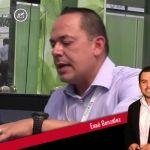 Erandi Bermúdez, diputado federal en entrevista desde la Expoagroalimentaria 2016