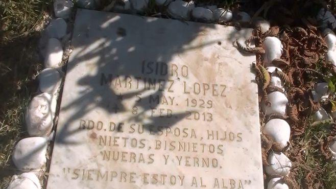 """Photo of """"Mi padre me enseñó a trabajar y a ser honesto"""": Isidro Martínez Barroso"""